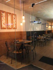 reformas en restaurante de Granollers