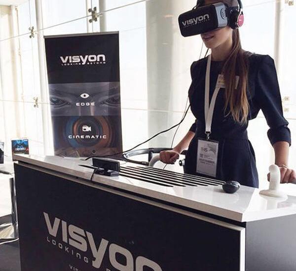 Plataformas VR Visyon