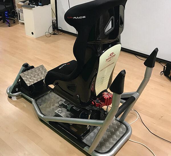 Silla con movimiento VR
