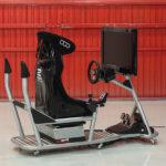 Diseño y construcción simulador coche VR