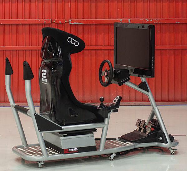 Simulador F1 VR
