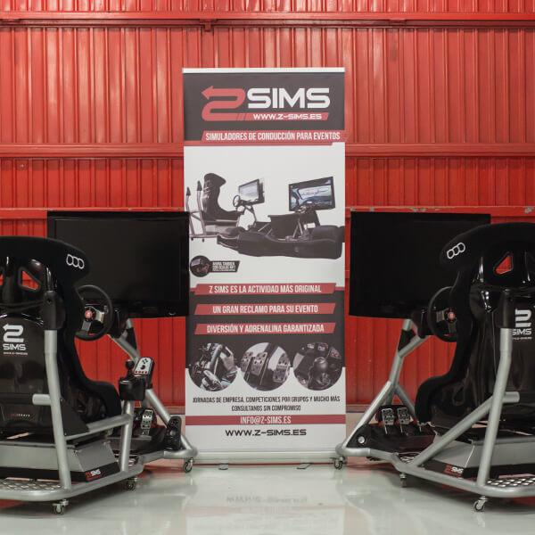 Simuladores de Conducción