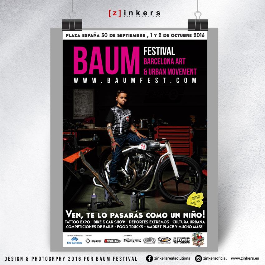 Baum Fest Barcelona
