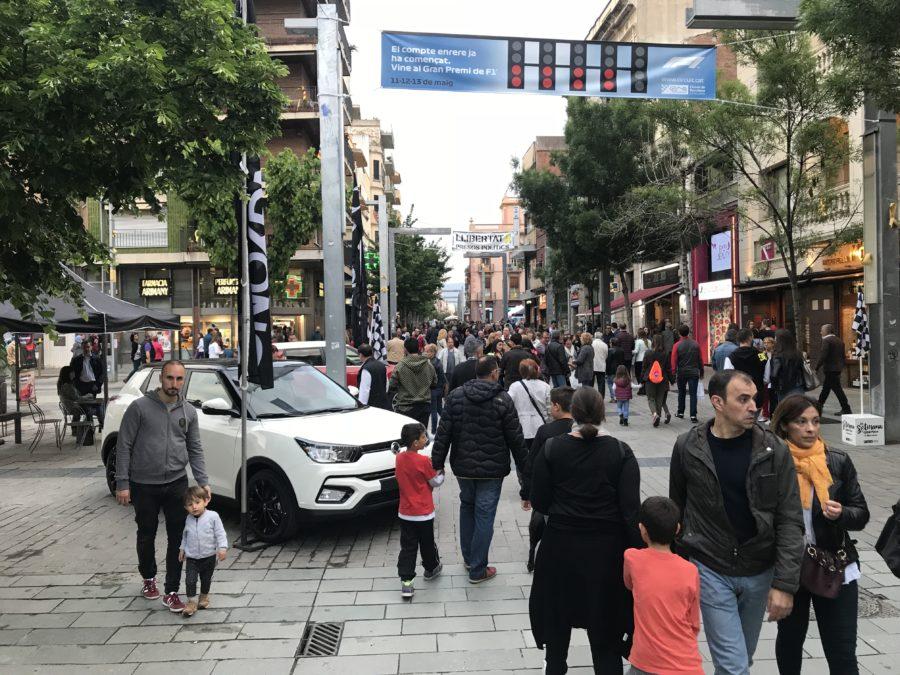 Zinkers organiza 16 de las 22 actividades de Granollers També és Motor