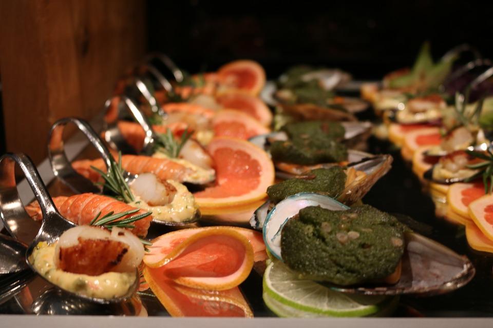 6 consejos para organizar el buffet de un evento