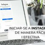 Instagram de manera fàcil