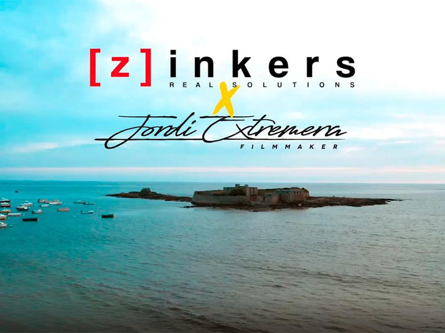 Zinkers incorpora a sus servicios la realización de video con el filmmaker Jordi Extremera
