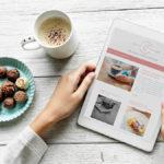 la creación de un blog para tu negocio