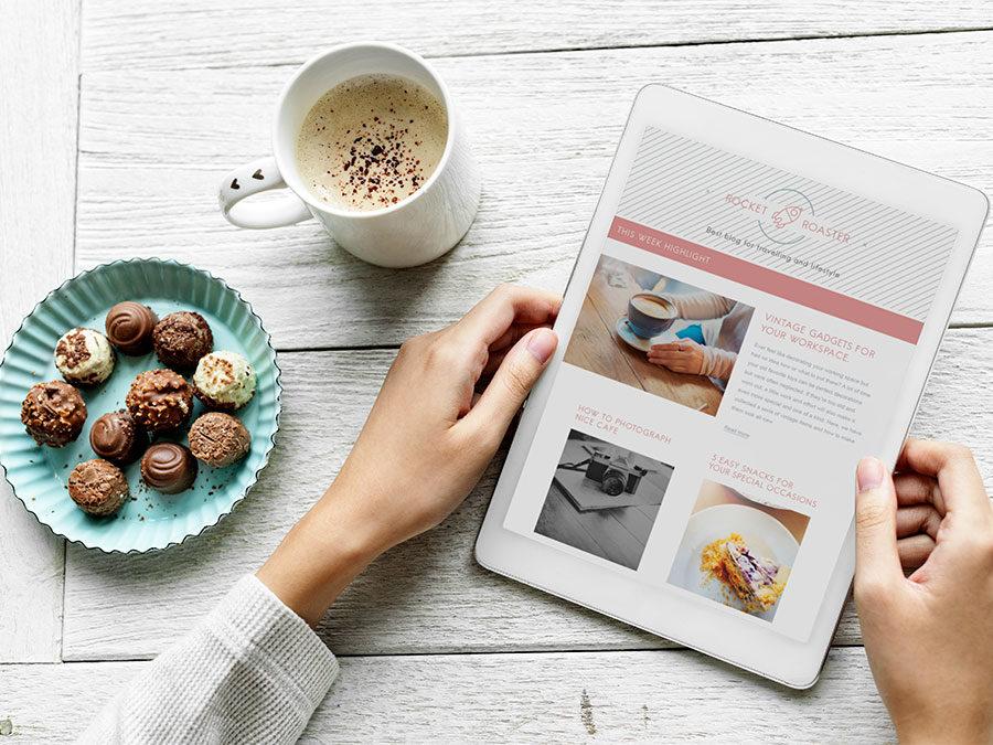 La creación y redacción del blog para tu negocio
