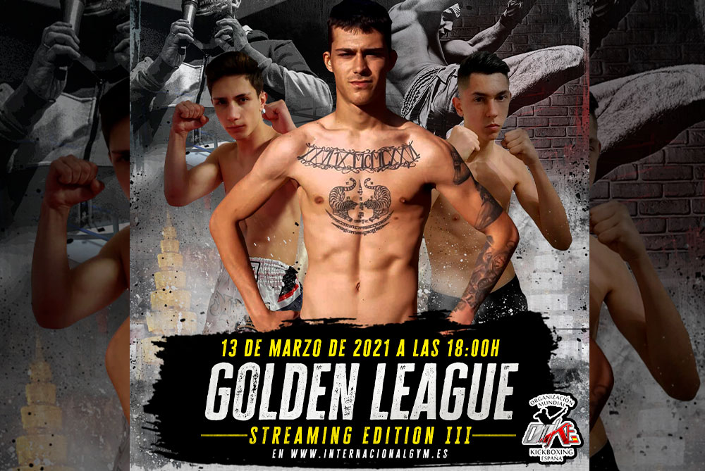 Golden League Streaming Edition 2021