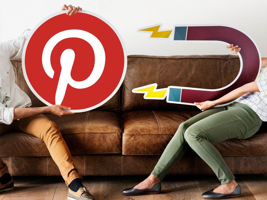 Pinterest: Una gran fuente de inspiración para empresas de creatividad, publicidad y marketing
